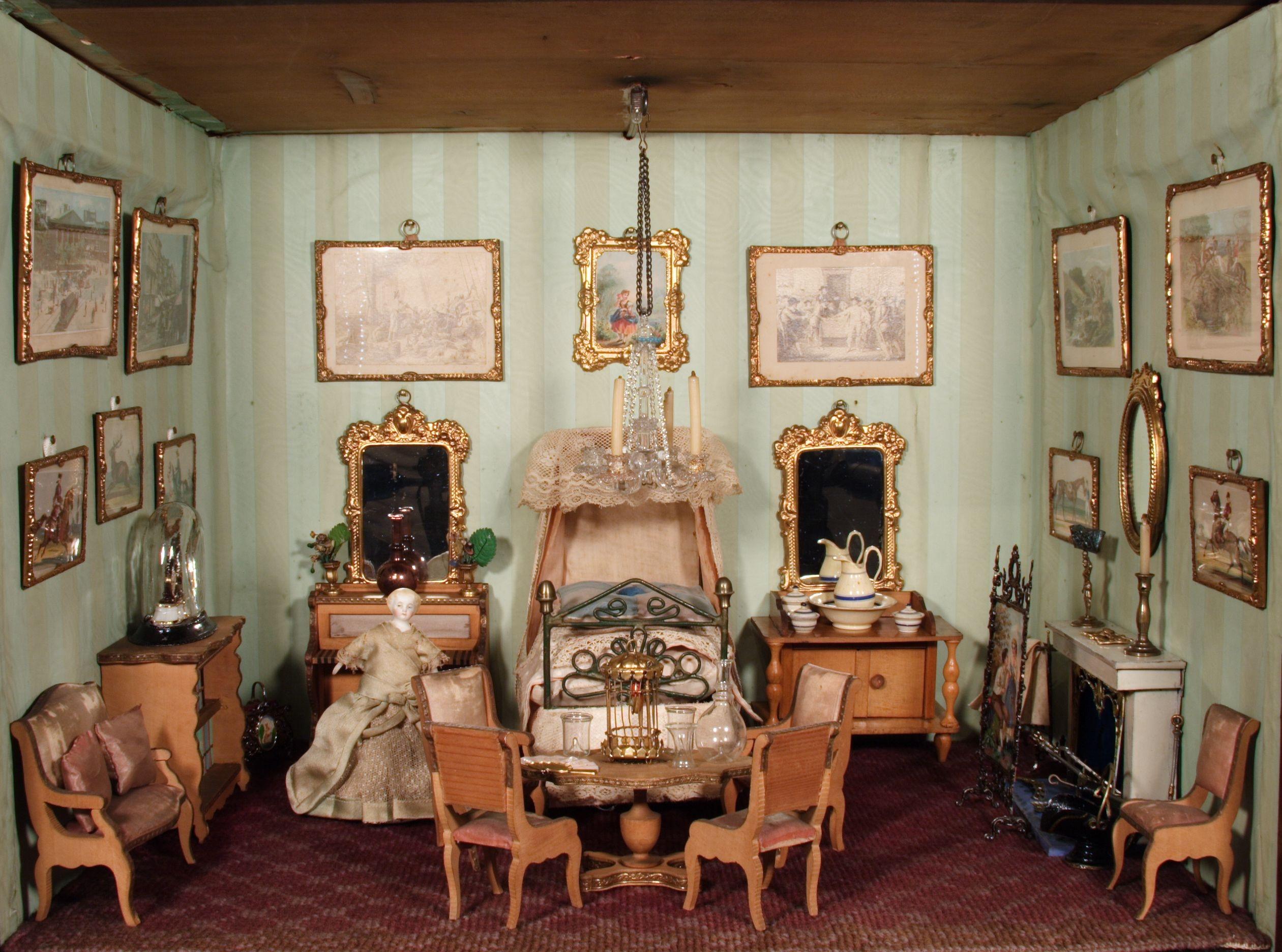 puppenhaus dingley hall  1875