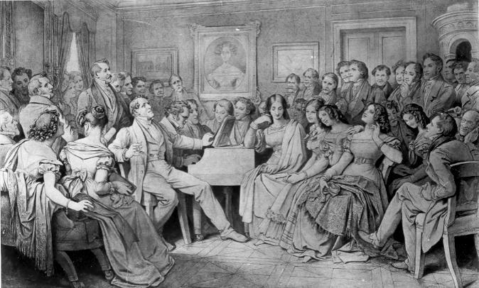 Briefe Von Und An Joseph Joachim : Die schubertiade bürgerlichkeit hausmusik und das